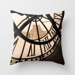 Art to Art Throw Pillow