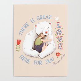 There Is Great Love Here For You Poster