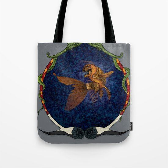 All that glitters... //color//framed// Tote Bag