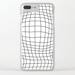 OFF GRID Clear iPhone Case