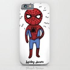 Super Cute Heroes: Spidey Senses iPhone 6s Slim Case