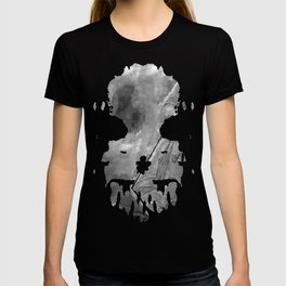 The Fate of Sir Charles Vane: Mutiny and the Cursed Lands T-shirt
