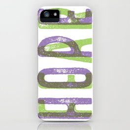 HOPEoverFEAR iPhone Case
