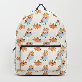 Helga Owl Backpack