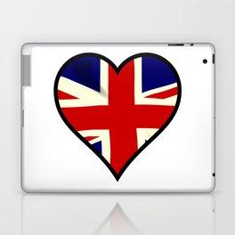 Love Britain Laptop & iPad Skin
