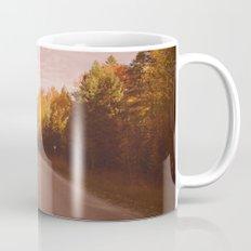 Autumn Road Mug