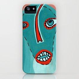 Head 333 iPhone Case
