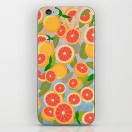 Grapefruit Song iPhone Skin