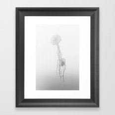 Fading to Light Framed Art Print