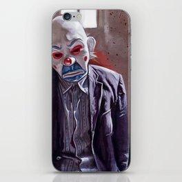 The Sad Clown Of Gotham iPhone Skin