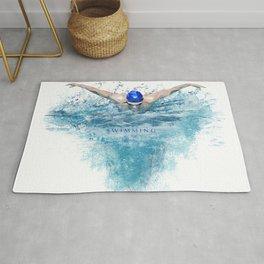 Swimming Rug