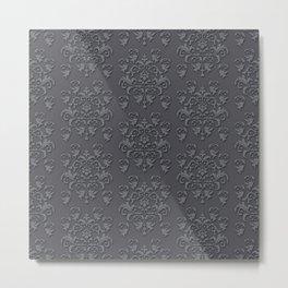 Victorian Pattern 4 Metal Print