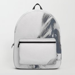 Young woman 7 Backpack