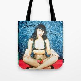 Queer Femme Bettie Tote Bag