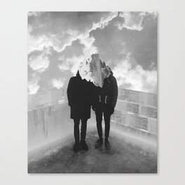 You and I Canvas Print