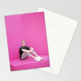 Pink Ft. Boy Stationery Cards