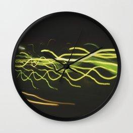 Lifeline No.1 Wall Clock
