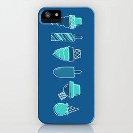 Ice cream 4 iPhone Case