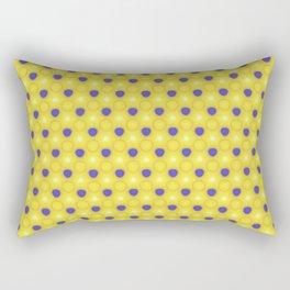 A bit of sun Rectangular Pillow