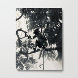 monkey do Metal Print