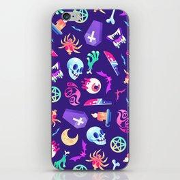 Horroriffic! iPhone Skin
