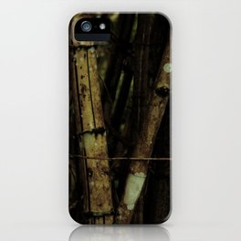 Bushi iPhone Case
