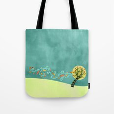 Like Branches on a Tree Tote Bag