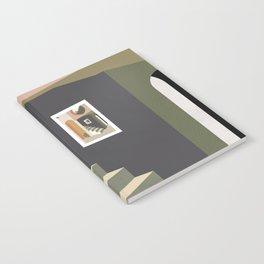 Palette 4 Notebook