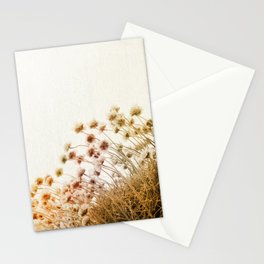adagio diptych Stationery Cards