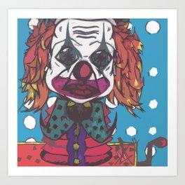 Jacq In The Bocques Art Print