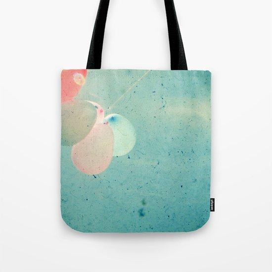 Float Away Tote Bag