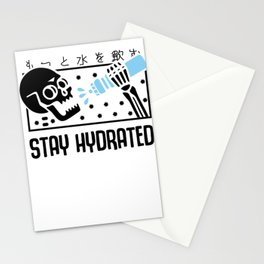 Sarcasm water Healthy Sports Nutrition Gift Stationery Cards