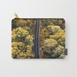 australian road Carry-All Pouch