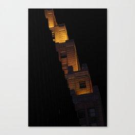 NY-UP Canvas Print