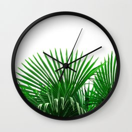 Tropical Vibes #8 Wall Clock