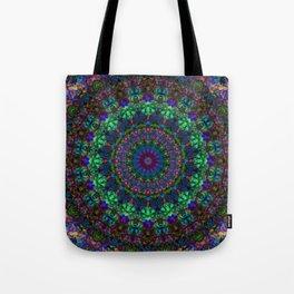 Mandala Sae Tote Bag