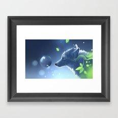 Plant Spirit Framed Art Print