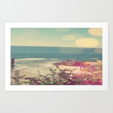 Beach Photography Art Print