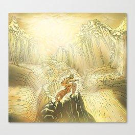 Kootenay Power Canvas Print
