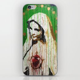 Our Lady of Roosevelt Island iPhone Skin