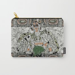 Rapa Nui Carry-All Pouch