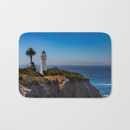 Point Vicente Lighthouse Bath Mat