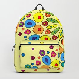 SUN IS THE REASON Backpack