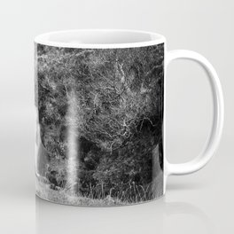 Ardvreck Castle Waterfall Coffee Mug