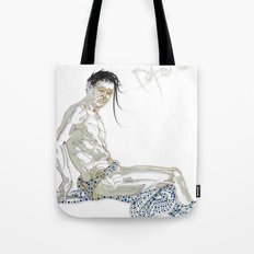 Departed Tote Bag