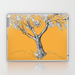 Tree and parrot Laptop & iPad Skin