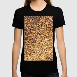 True grit - coarse sand T-shirt