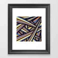 SWISHHHHHHH! Framed Art Print