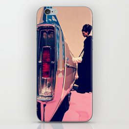 Pull Up To My Bumper iPhone Skin