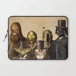Victorian Wars (square format) Laptop Sleeve